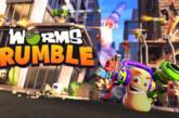 Worms Rumble släpps i december, får öppet betatest i november