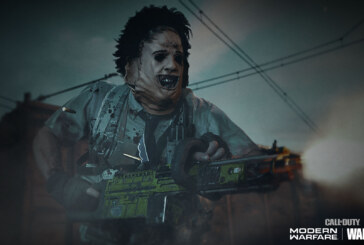 Call of Duty firar halloween med gästspel av Leatherface och Jigsaw