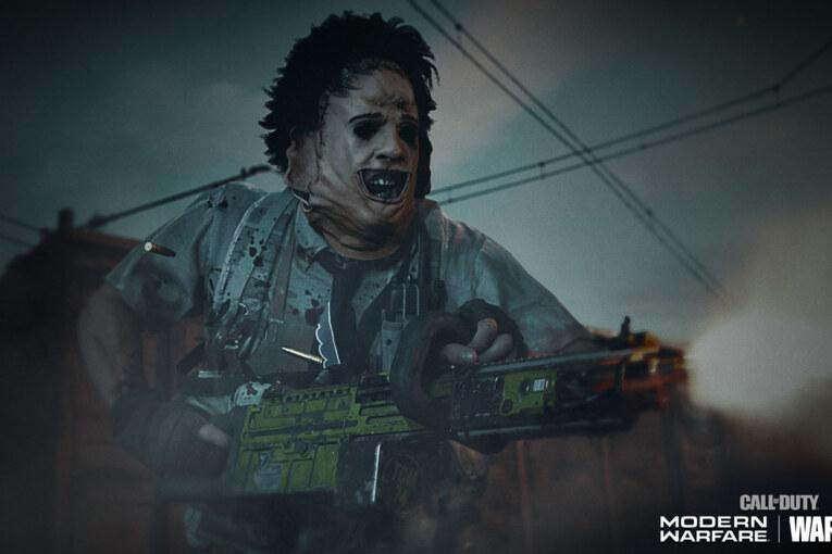 Call of Duty firar halloween med gästspel av Leatherface och Jigsaw