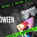 Epics halloween-rea har inletts, två spel skänks bort