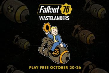 Fallout 76 är gratis att provspela fram till måndag