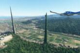 Undersköna dödsspiror har siktats i Microsoft Flight Simulator