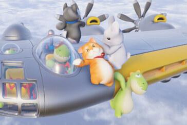 Provspela Gang Beasts-doftande Party Animals fram till den 13 oktober