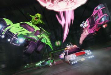 Rocket League firar halloween tillsammans med Ghostbusters