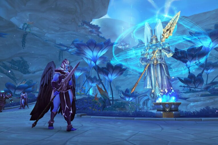 World of Warcraft: Shadowlands-spelare nådde nya nivåtaket på blott tre timmar