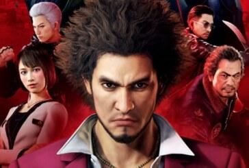 """Yakuza-serien firar 15 år med livestream och annonseringar av """"framtida projekt"""""""