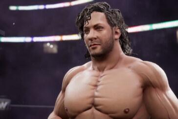 Tidigare WWE-studion Yuke's utvecklar nytt showbrottarspel