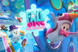 Fall Guys säsong 3 utlovar vintriga äventyr