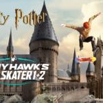 Hogwarts har återskapats i Tony Hawk's Pro Skater 1 + 2