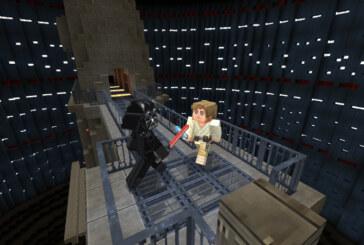 Star Wars har kommit till Minecraft i form av nytt dlc