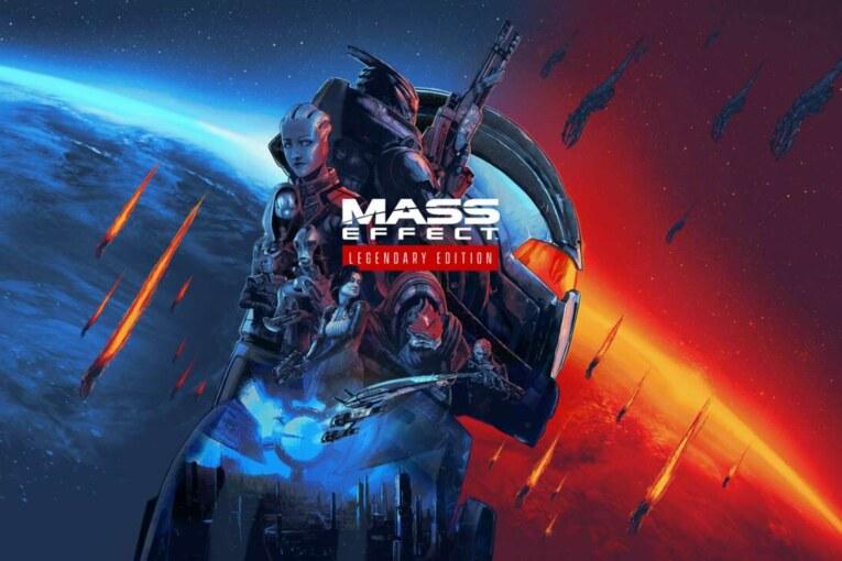 Det verkar som att Mass Effect: Legendary Edition släpps den 12 mars