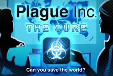 """Plague Inc: The Cure är ute nu till mobiler, pc-versionen släpps """"snart"""""""