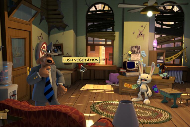 Sam & Max Save the World får remaster den 2 december