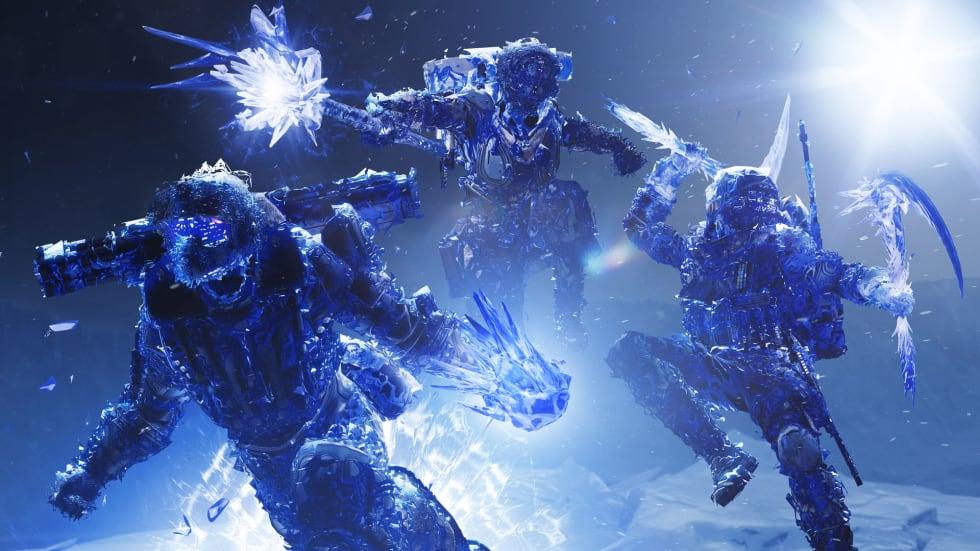 Bild från Destiny 2: Beyond Light.