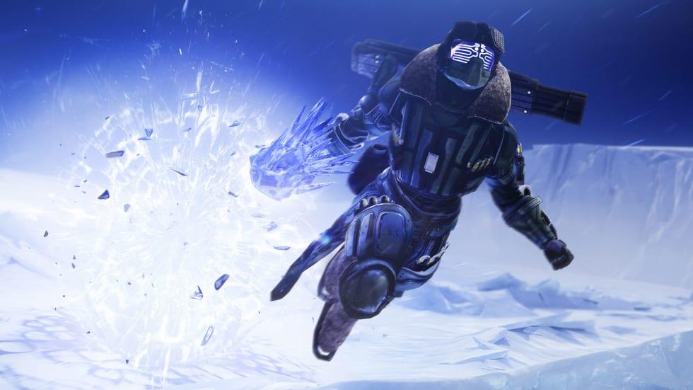 Bild på Titan Behemoth i Destiny 2: Beyond Light.