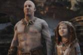 Vin Diesel medverkar i Ark 2 och ny animerad Ark-serie