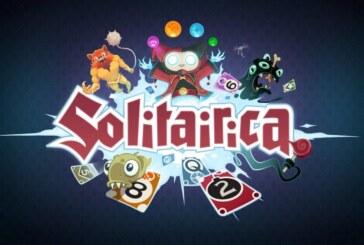 Solitairica är dagens gratisspel på Epic Games Store
