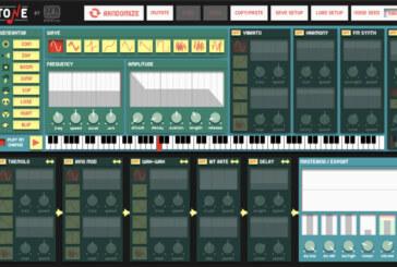 ChipTone är ett gratisprogram för att enkelt skapa egna ljudeffekter