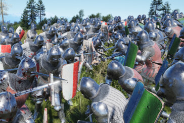 Manor Lords kombinerar stadsbyggande med Total War-doftande strider