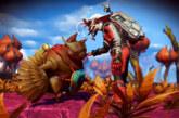Nya No Man's Sky-uppdateringen låter dig adoptera husdjur