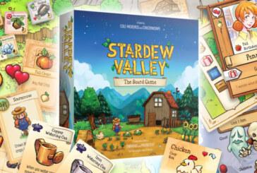 Stardew Valley har blivit brädspel, och det är tillgängligt nu!