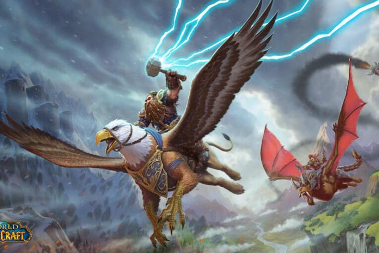 World of Warcraft Classic: Burning Crusade släpps senare i år